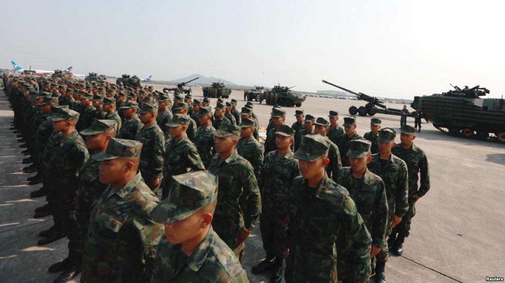 Thai-Military-Drill-TVCNews