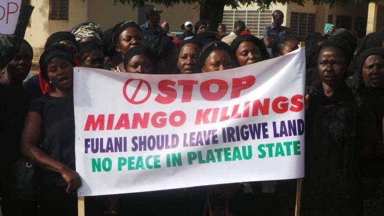 Irigwe-protest-fulani-killings2-tvcnews