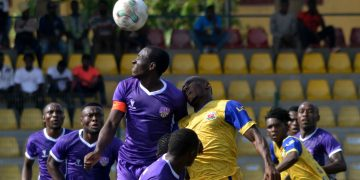 CAF: Djoliba stun MFM FC in Agege