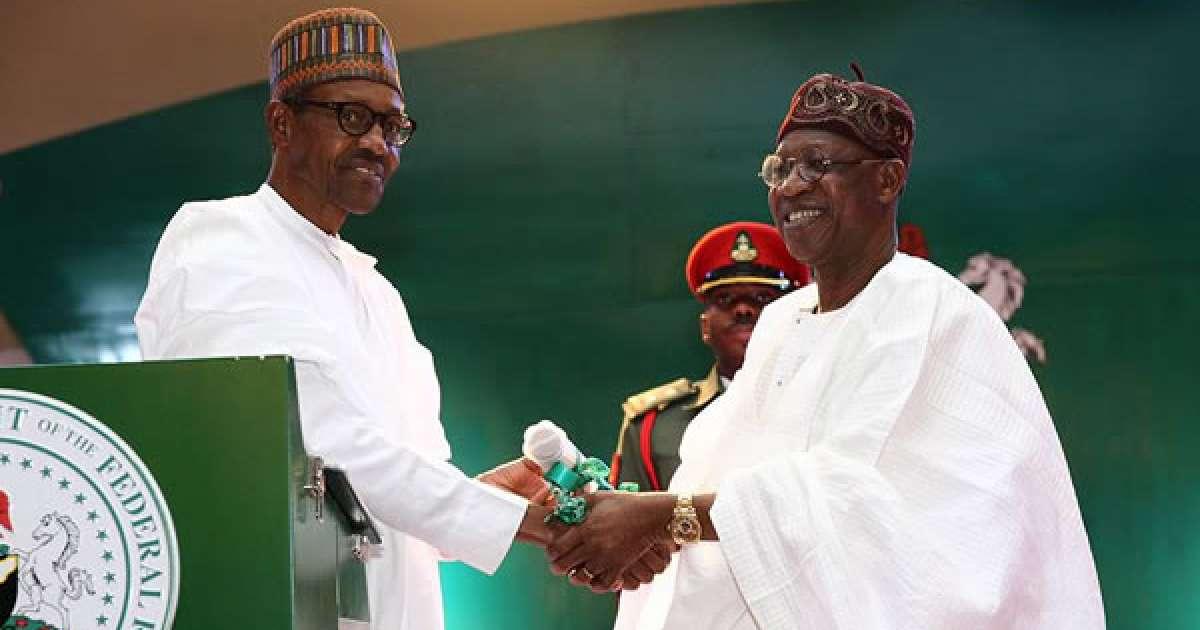 Lai-Mohammed-and-Buhari