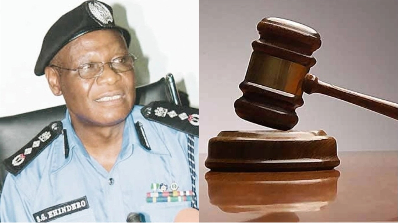 Judges absence stalls trial of former IGP, Sunday Ehindero