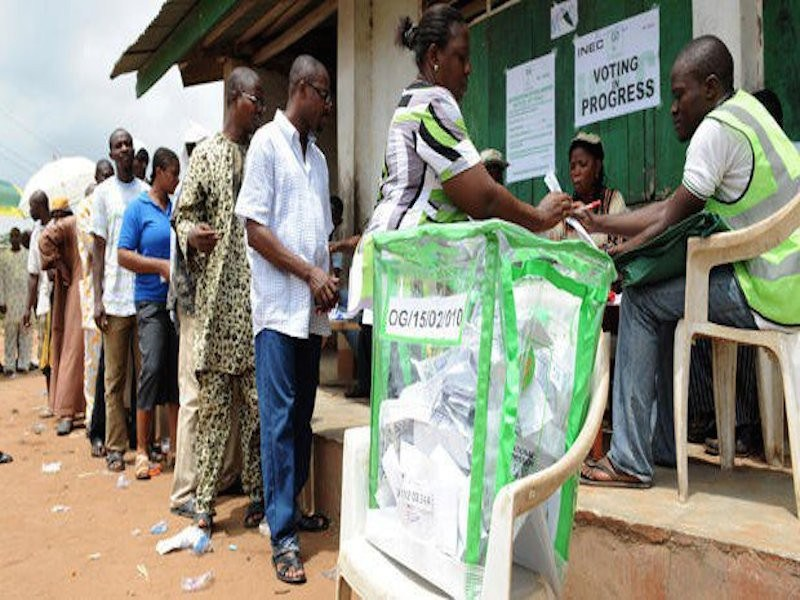 #OsunVotes: Civil societies at INEC's situation room react to rerun election in Osun