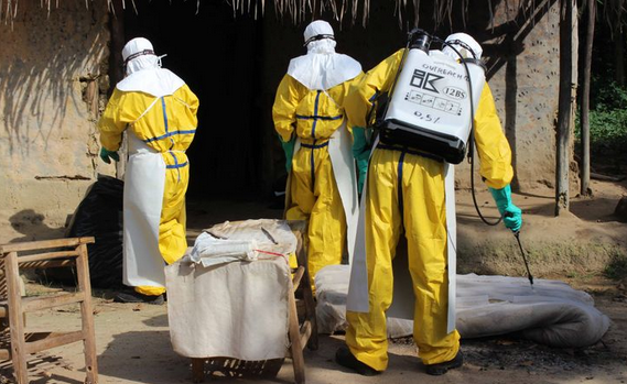 Uganda opens two Ebola treatment units in the border districts with the Democratic Republic of Congo (DRC)
