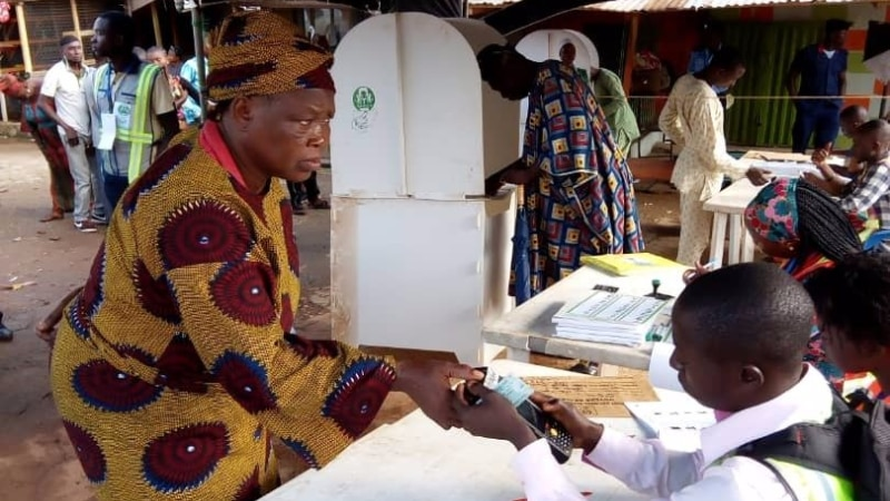 Accreditation, voting underway in Osun governorship rerun election