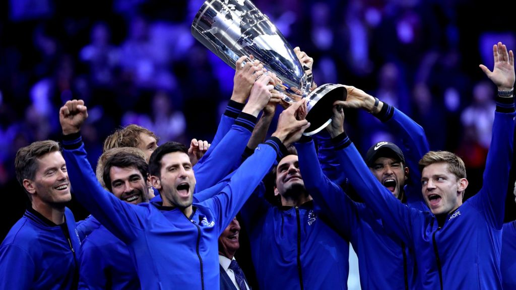 Laver Cup:  Federer and Zverev win as team Europe, retain tittle