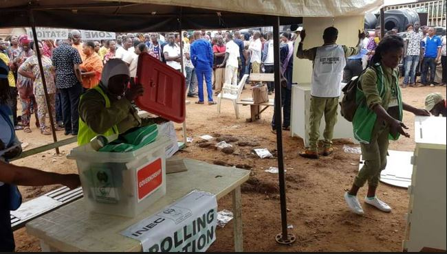 #OsunVotes: APC commends INEC on conduct of election