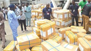 INEC yet to move election materials from CBN premises in Ogun