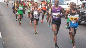 Sintayehu Legese of Ethiopia wins 4th edition of #LagosCityMarathon2019