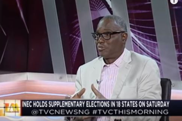 INEC Holds Supplementary Elections In 18 States | TVC This Morning