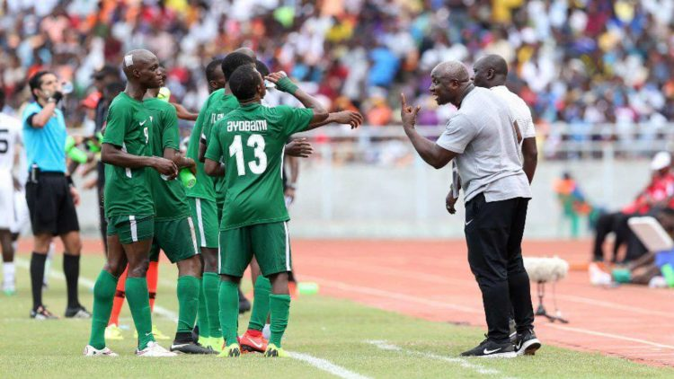 AFCON U-17: Eaglets lose Bronze medal to Angola, finish 4th