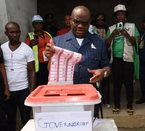 INEC adjourns collation of Rivers governorship election results until Wednesday