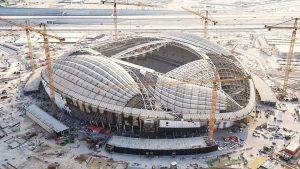 2022 W/Cup: Qatar unveils Al-Wakrah stadium for tournament