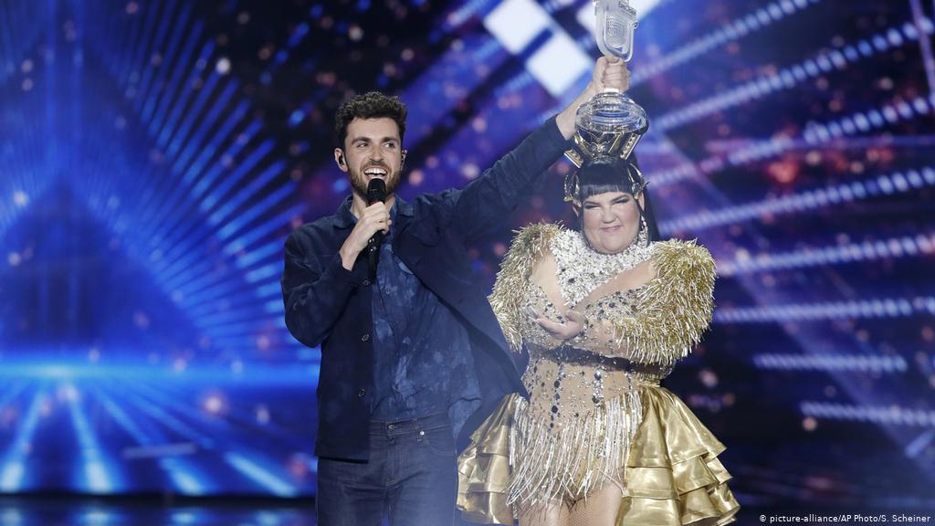 Dutch celebrate 2019 Eurovision contest win