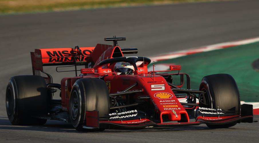 Ferrari seeks to bounce back in Spain with new parts