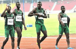 Nigerian Athletics officials trade blames over missing $150,000