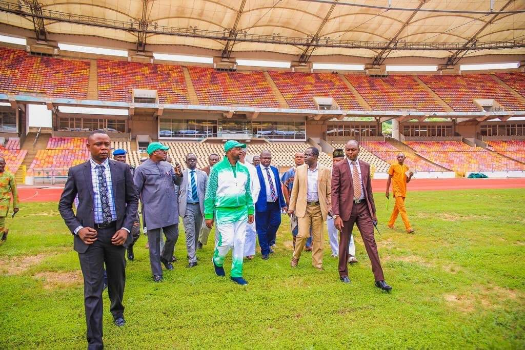 Minister promises to upgrade Sports facilities nationwide