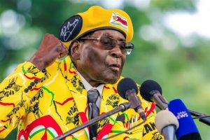 Residents in Harare, Johannesburg react to Mugabe's death
