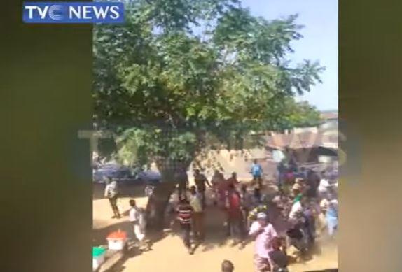 #KOBA2019: Gunmen attack Ayetoro Gbede, destroy ballot boxes