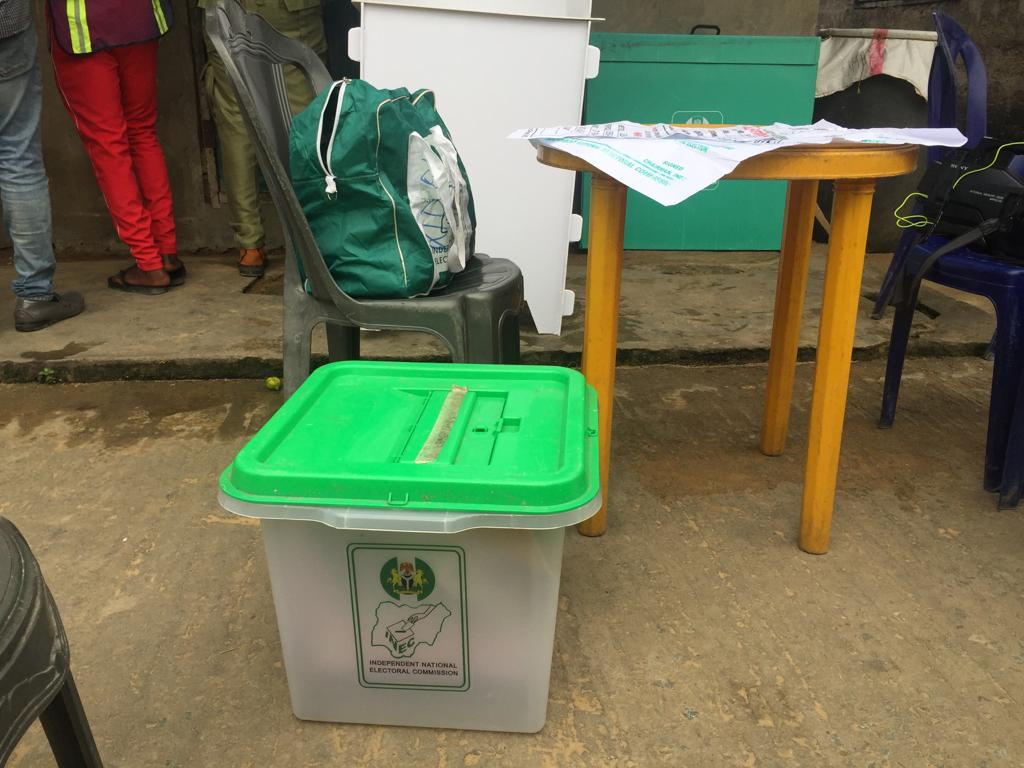 INEC blames suspected thugs for late commencement of election at Jonathan's unit