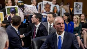 Boeing sacks chief executive Dennis Muilenburg after 737 Max crisis