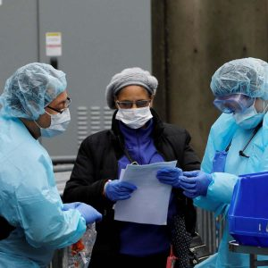 Coronavirus: WHO cries out, says world running out of face masks
