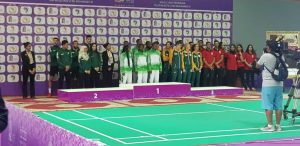 Egyptian embassy denies Nigerian Badminton players entry visa