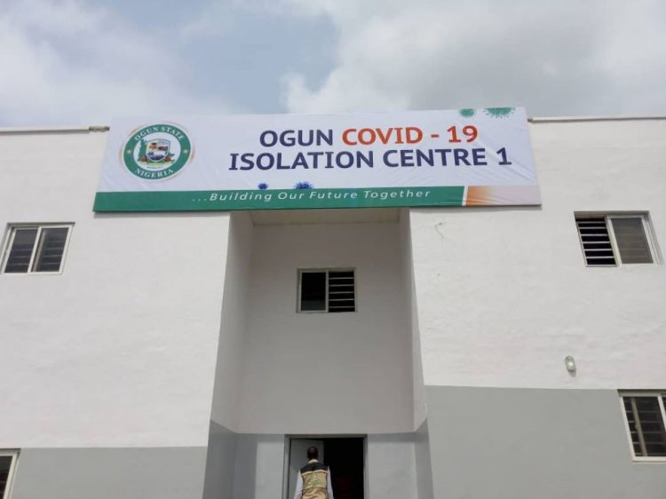 Covid-19: Ogun sets up additional isolation centres