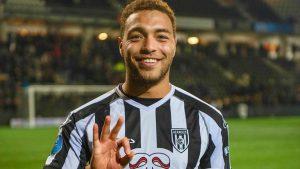 Super Eagles call-up a dream come true – Cyriel Dessers
