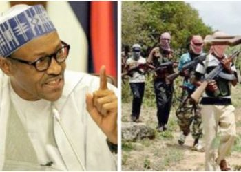 FG will continue to deploy all available resources to fight bandits-Buhari
