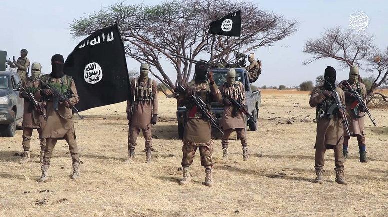 Boko Haram insurgents attack Dapchi community, Yobe state - TVC ...