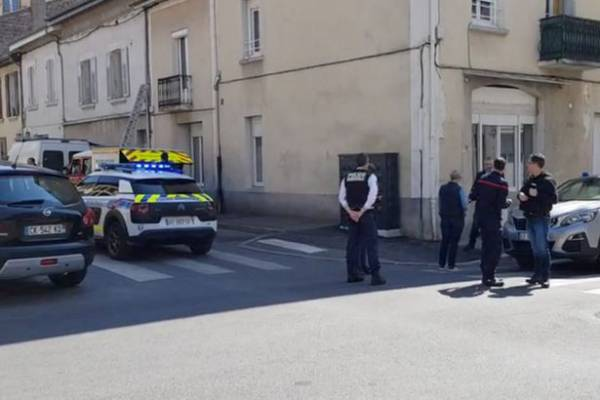 2 killed, 7 injured in knife attack, Southern France