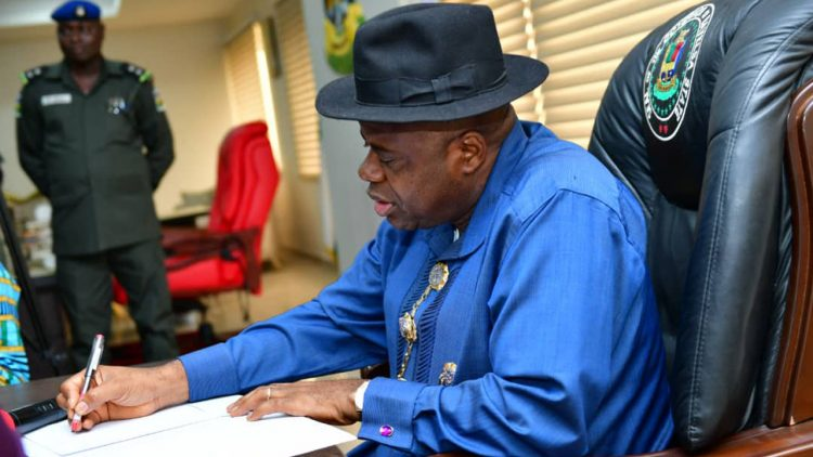 Bayelsa extends partial lockdown by one week