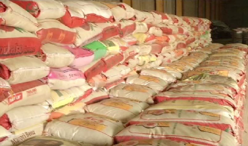 Gombe Receives 1800 Bags Of Rice From