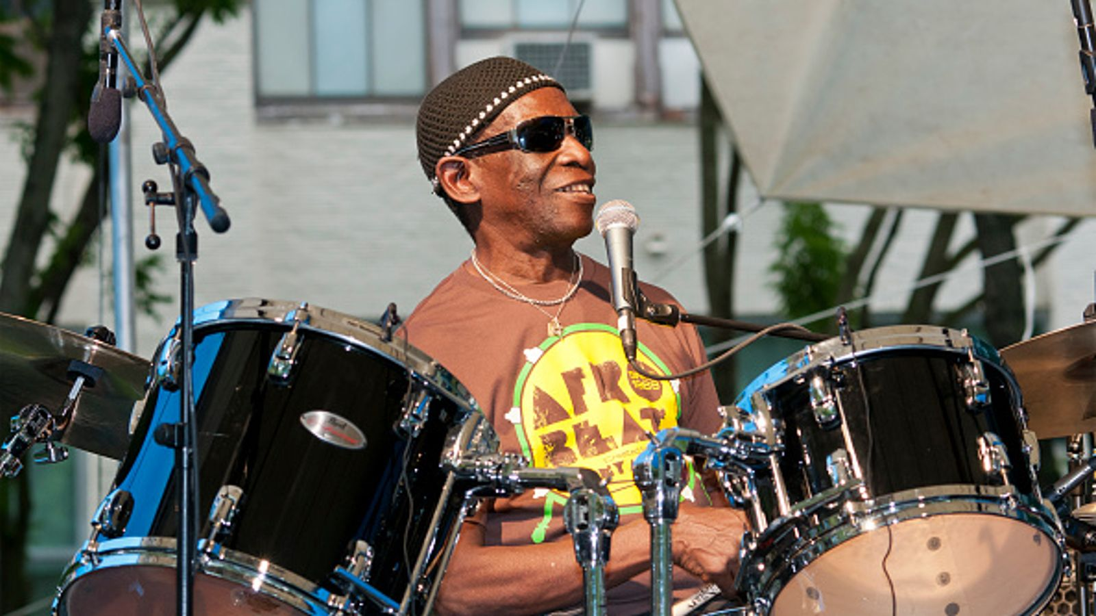 Nigerian Afrobeat legend Tony Allen, 79, dies in Paris