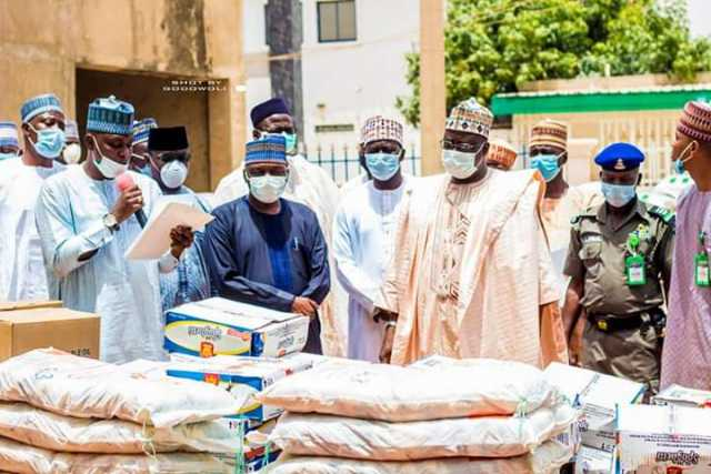 NEDC donates food items, medical equipment to Gombe -