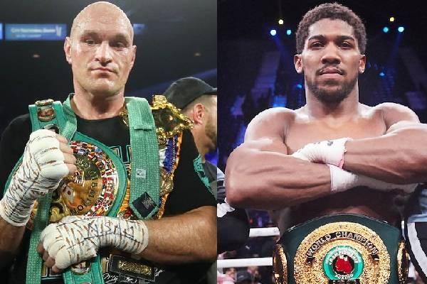 Tyson Fury has signed an NDA to face Anthony Joshua