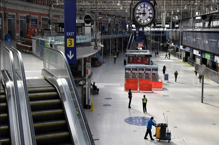 UK economy enters recession; contracts over 20% in second quarter
