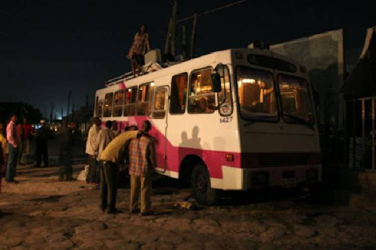 Killed After Gunmen Attack Bus in Ethiopia