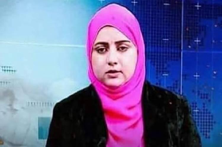 Gunmen kill female TV anchor in eastern Afghanistan