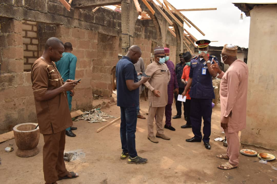 Oba Odidiomo Ayowole Attacked By Hoodlums In Ondo