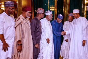 APC Govs tell Nigerians to resist attempts to politicise insecurity, economy issues