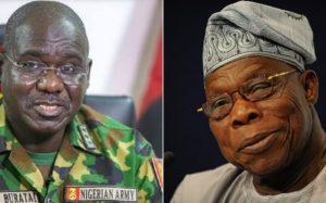 How Obasanjo nearly retired me in 1999 – Buratai
