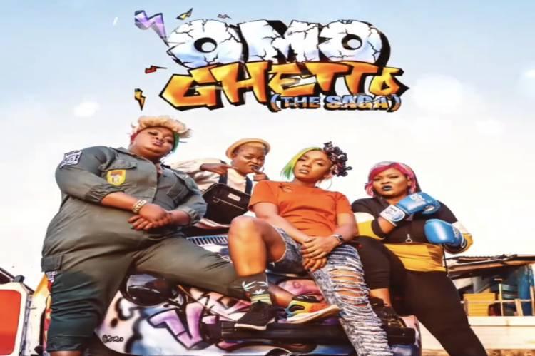 Omo Ghetto: The Saga becomes Nollywood's highest grossing movie ever