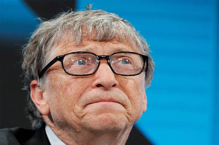 Bill Gates surprised by pandemic conspiracies