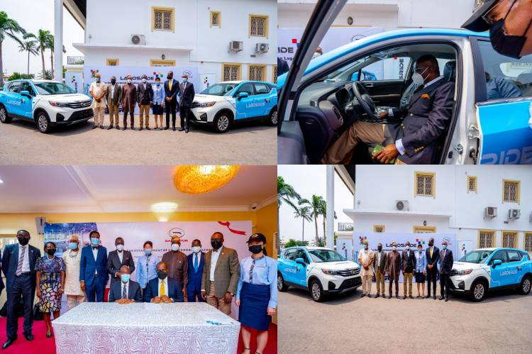 Lagos Ride Scheme will be Regulated by Existing Guidelines for e-Taxi Operators   Techuncode.com
