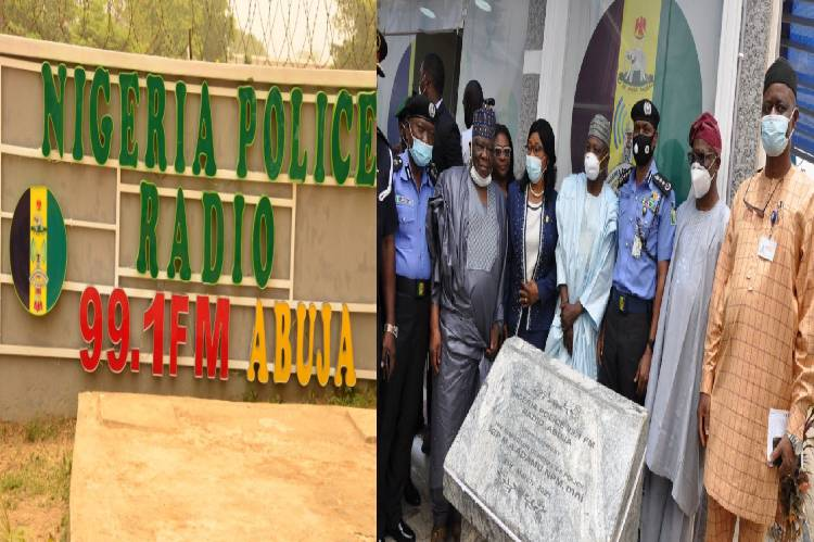 Nigeria police launch radio station for better public relations -Tatahfoewsarena