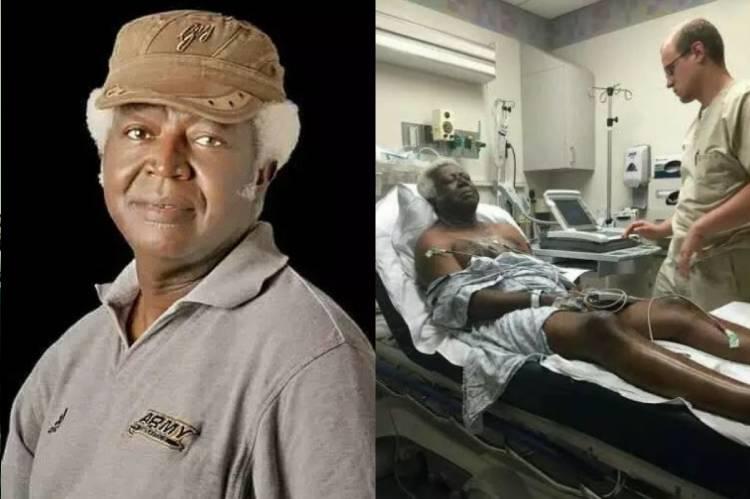 Veteran Nollywood actor, Bruno Iwuoha, dies in Abuja