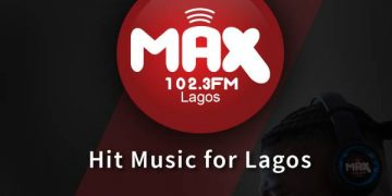Max 1023 FM Hit Music For Lagos