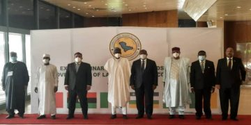 Lake Chad Basin Commission Extraordinary Summit holds in Abuja