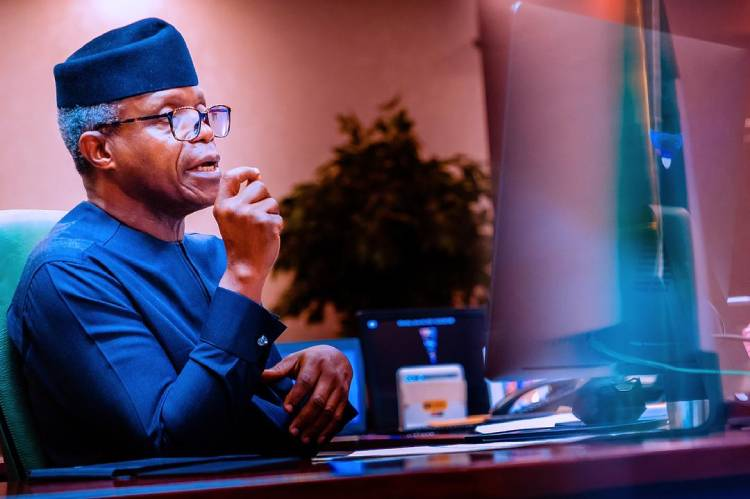 Vice President Osinbajo leads collaboration with UN to develop food systems security in Nigeria